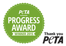 Peta-progress-award-banner
